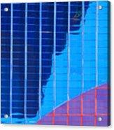 Rio Reflection Acrylic Print