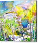 Rioja Spain 04 Acrylic Print
