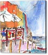 Riomaggiore In Italy 03 Acrylic Print