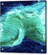 Rip Tide Acrylic Print