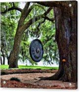 Rip Van Winkle Gardens I  Acrylic Print