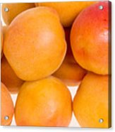 Ripe Apricots  Acrylic Print