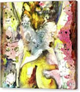 Ripon Erotic Madness 02 Acrylic Print