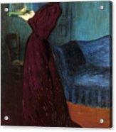 Ripple-ronai: Woman, 1892 Acrylic Print