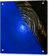 Ripples Of Time And Space Acrylic Print