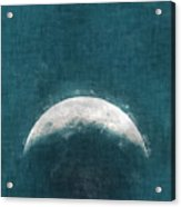 Rise Up Moon Acrylic Print