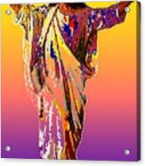 Risen King Acrylic Print