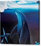 Rising Spirit Acrylic Print