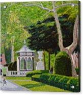 Rittenhouse Square Acrylic Print