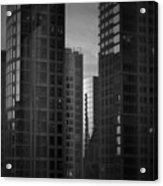 Ritz Carlton Chicago Acrylic Print
