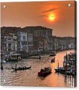 Riva Del Ferro. Venezia Acrylic Print by Juan Carlos Ferro Duque