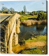 River Crossing Acrylic Print