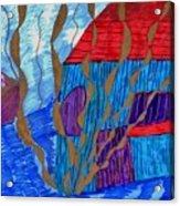 River House Acrylic Print