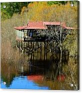 River House Acrylic Print