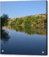 River Jordan Acrylic Print