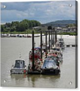 River Medway Acrylic Print