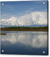 River Of Clouds Acrylic Print