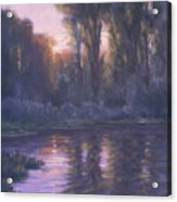 River Of Light Acrylic Print