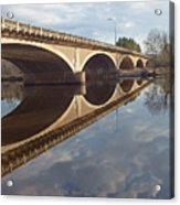 River Reflections Acrylic Print