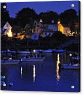 River Reflections Rirep Acrylic Print