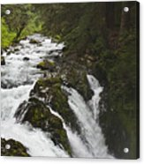 River Running Acrylic Print