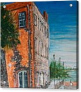 River Street Acrylic Print