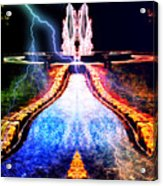 River To Eternity  Acrylic Print
