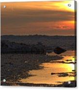 River To The Sun 2 Acrylic Print