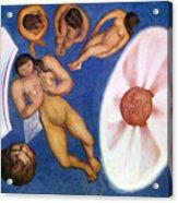 Rivera: Nudes Acrylic Print