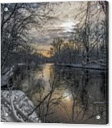 Riverbend Acrylic Print