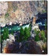 Riverrun Acrylic Print