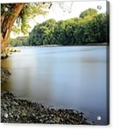 Rivers Edge 2 Acrylic Print