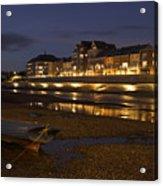 Riverside Reflections Acrylic Print