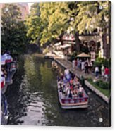 Riverwalk IIi Acrylic Print