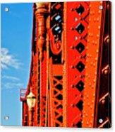 Riveting Image Acrylic Print