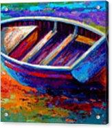 Riviera Boat IIi Acrylic Print