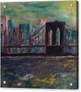 Road From Brooklyn Acrylic Print