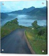 Road Less Traveled Acrylic Print
