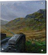 Road Over Donegal Bridge Acrylic Print