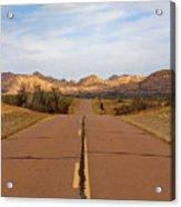 Road To Dreams Acrylic Print