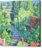Road To Giverny Acrylic Print