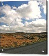 Road To Glenveagh National Park No 2 Acrylic Print