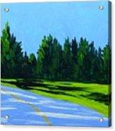 Road To Uma Acrylic Print