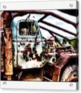 Road Warrior Acrylic Print