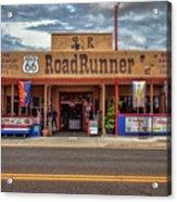 Roadrunner Acrylic Print