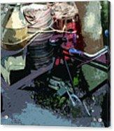 Roadside Stop Acrylic Print
