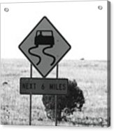 Roadtrip 7 Acrylic Print