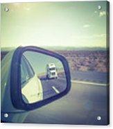 Roadtrip, Us Freeway Acrylic Print