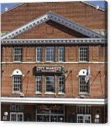 Roanoke City Market Building Acrylic Print