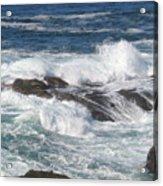Roaring Water Acrylic Print